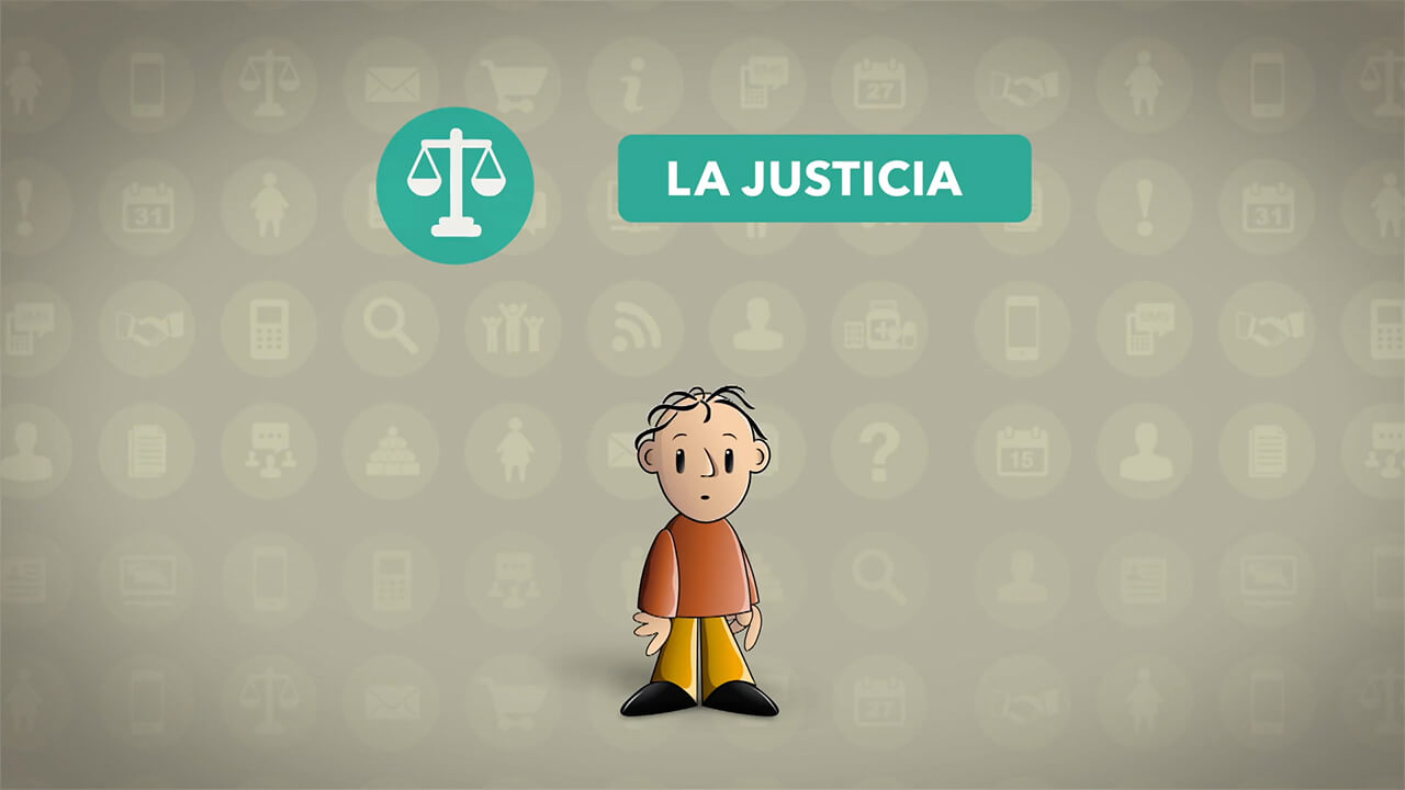 La Justicia en Colombia